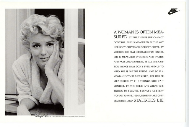 """""""Marylin"""" for Nike Women"""