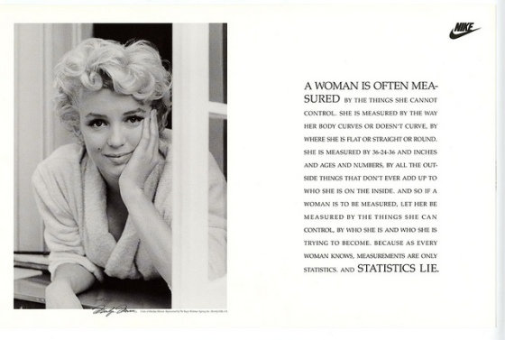 """Marylin"" for Nike Women"